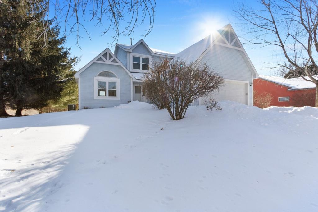 5872 Fernwood Street, Shoreview in Ramsey County, MN 55126 Home for Sale