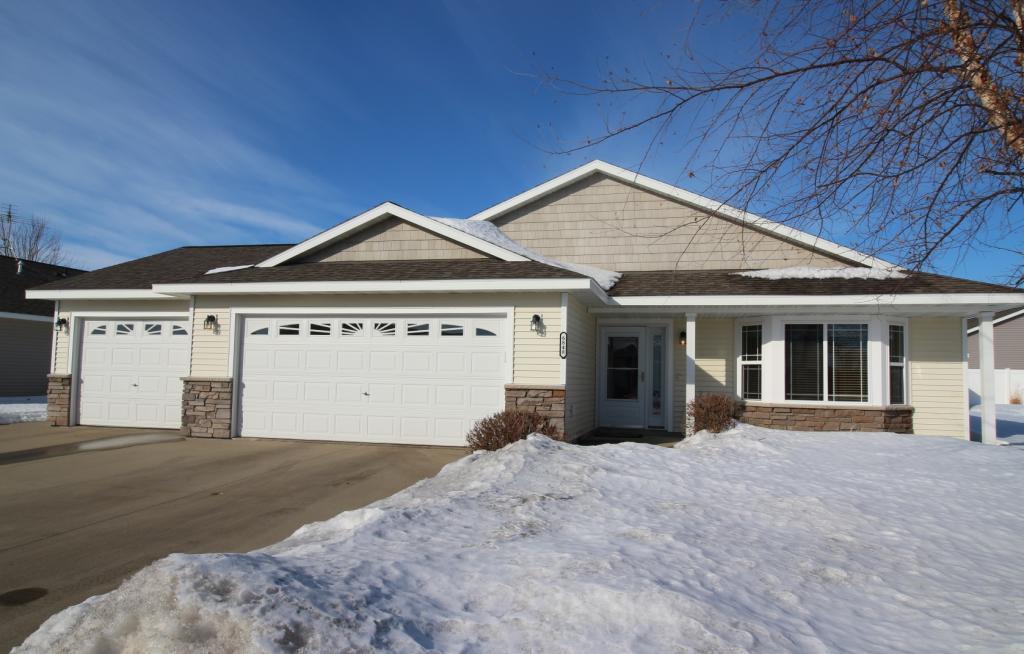 6848 22nd Street Loop N, St Cloud in Stearns County, MN 56303 Home for Sale