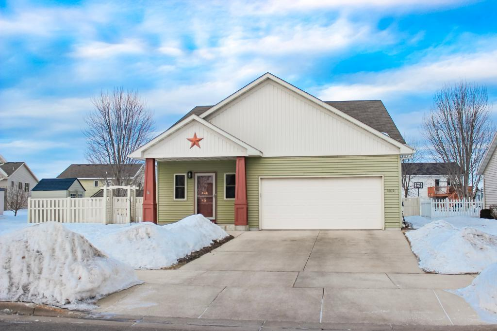 6615 Yosemite Street, St Cloud in Stearns County, MN 56303 Home for Sale