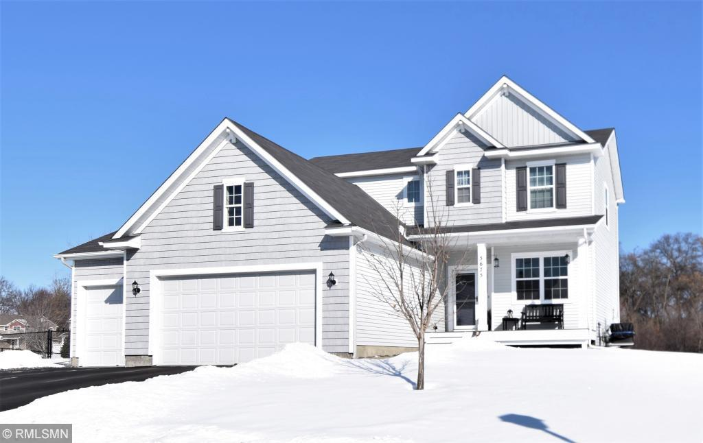 5675 162nd Crossing NW, Ramsey in Anoka County, MN 55303 Home for Sale