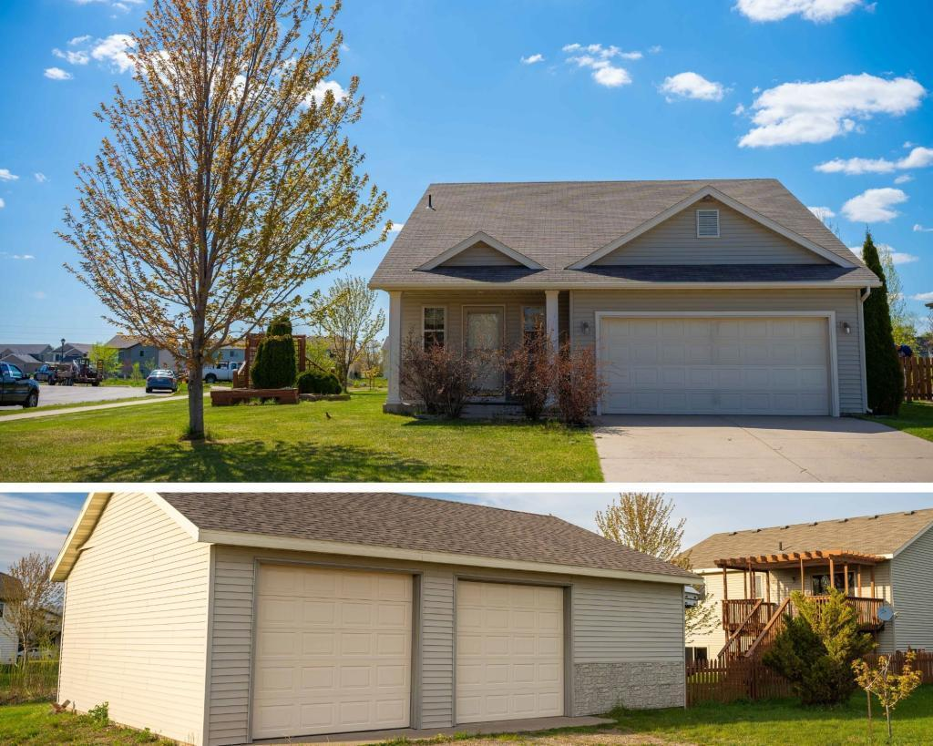 1105 Sequoia Avenue, St Cloud in Stearns County, MN 56303 Home for Sale