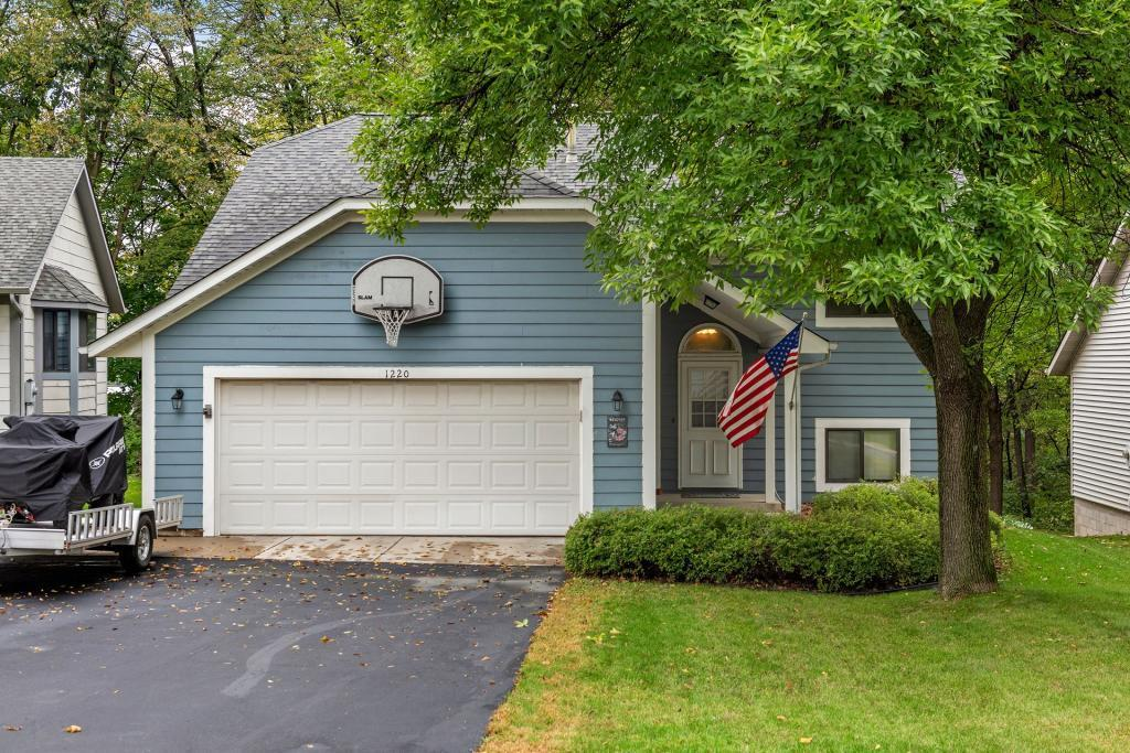 One of Waconia 4 Bedroom Homes for Sale at 1220 Spring Hill Road