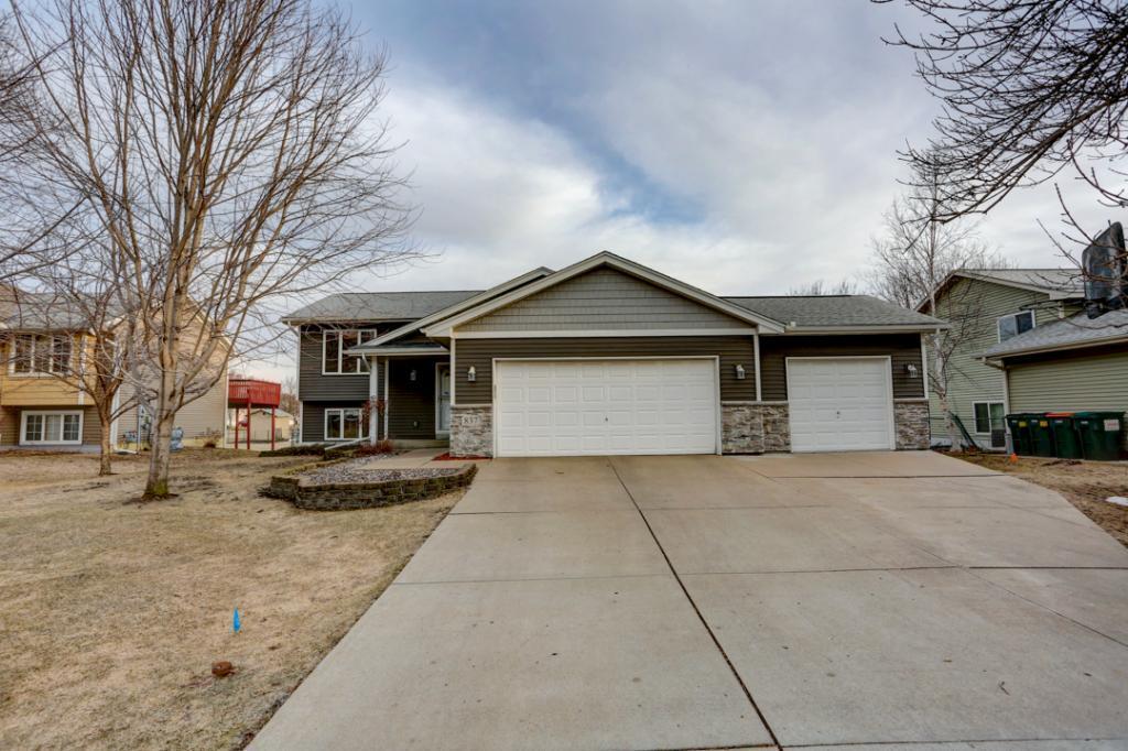 837 113th Lane NE, Blaine in Anoka County, MN 55434 Home for Sale