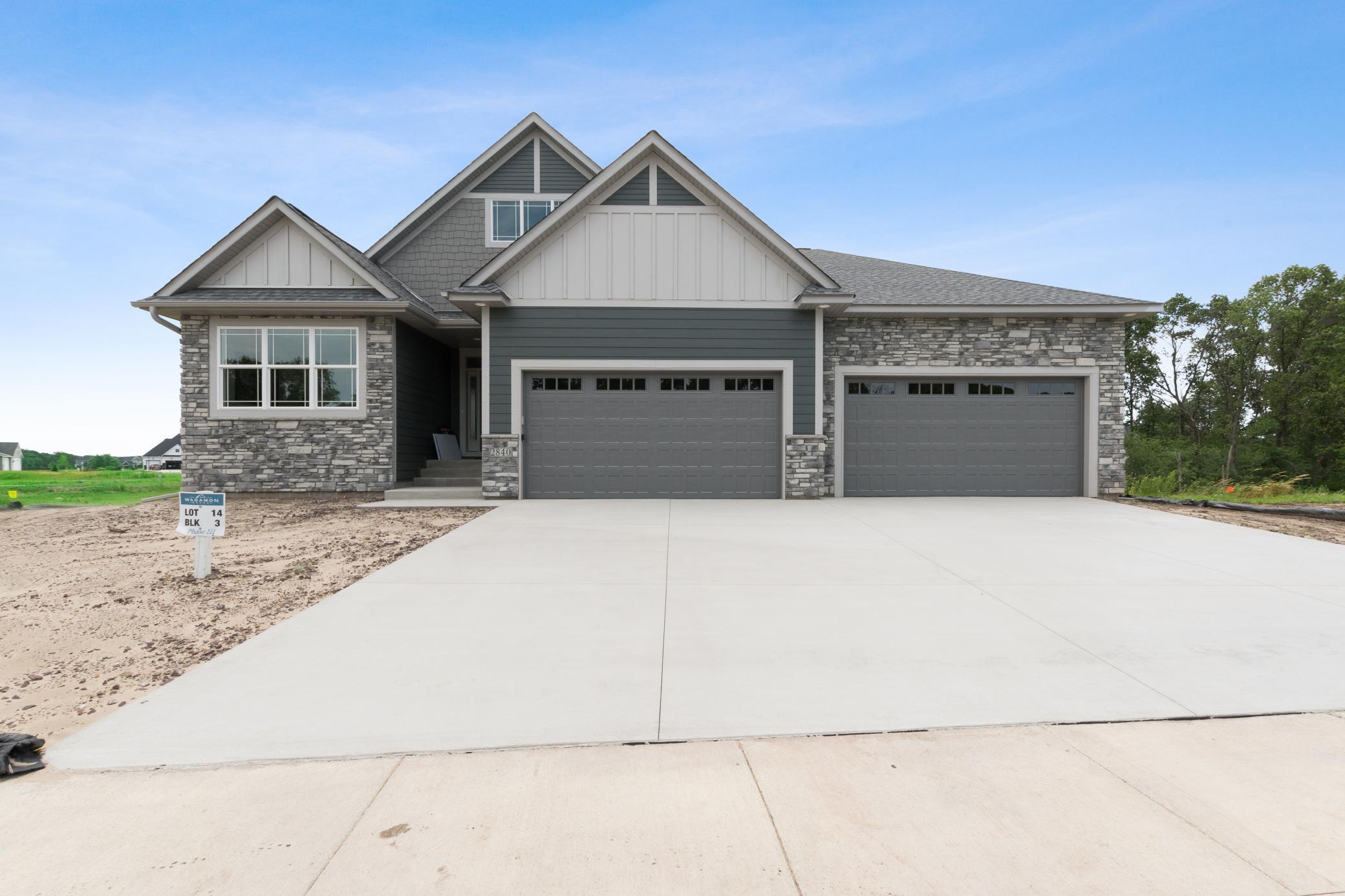 2840 132nd Avenue NE, Blaine in Anoka County, MN 55449 Home for Sale