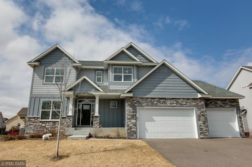 11934 Lever Street NE, Blaine in Anoka County, MN 55449 Home for Sale