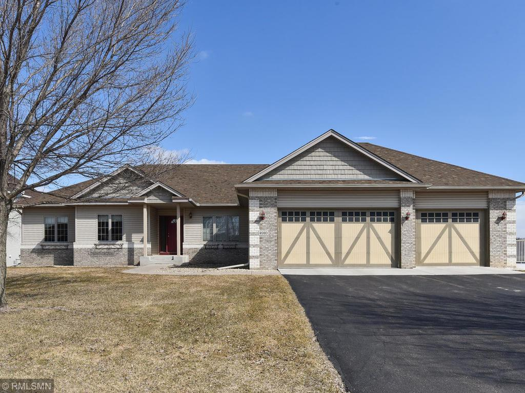 4910 Kassel Avenue, Albertville in Wright County, MN 55301 Home for Sale