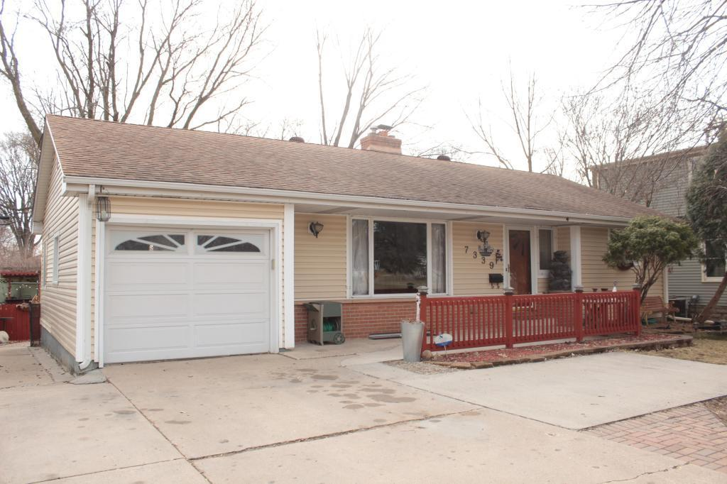 7339 Portland Avenue, Richfield, Minnesota 3 Bedroom as one of Homes & Land Real Estate