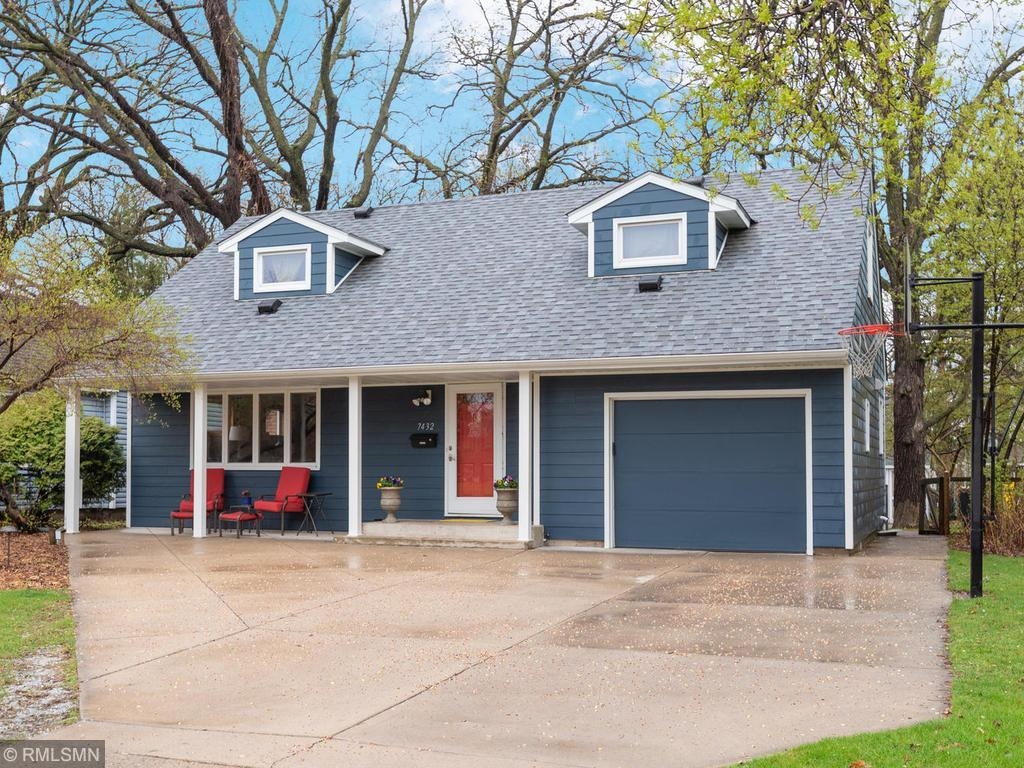 7432 Fremont Avenue S, one of homes for sale in Richfield