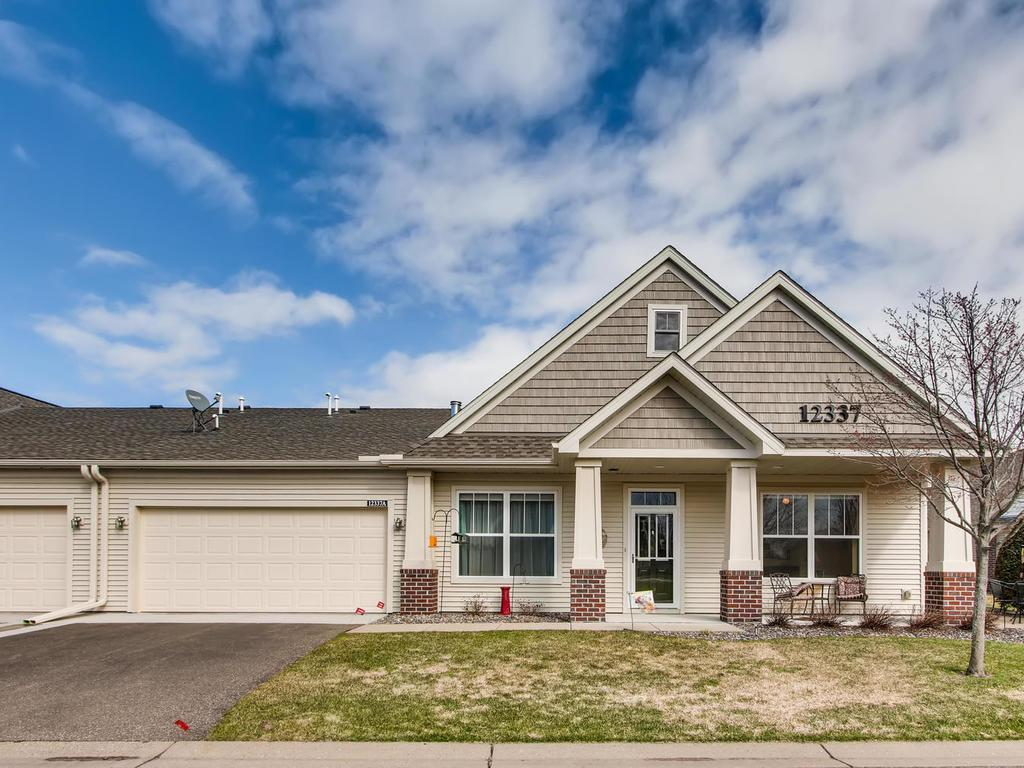12337 Yancy Circle NE, Blaine in Anoka County, MN 55449 Home for Sale