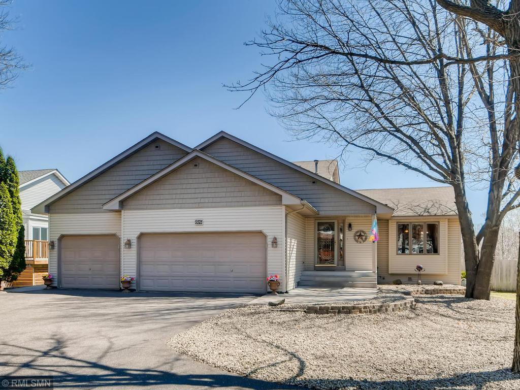 9321 Jamestown Street NE, Blaine in Anoka County, MN 55449 Home for Sale