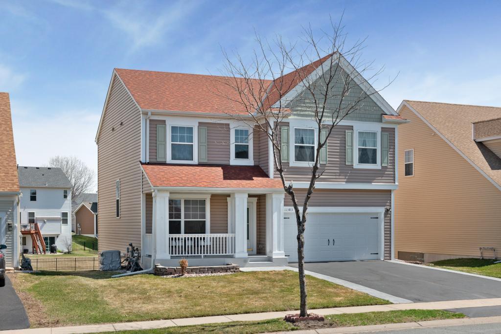 11383 Hastings Street NE, Blaine in Anoka County, MN 55449 Home for Sale