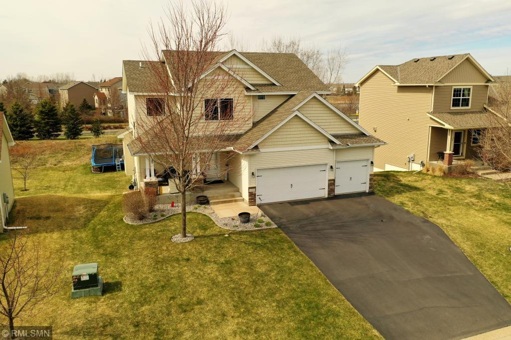 12384 Rendova Street NE, Blaine in Anoka County, MN 55449 Home for Sale
