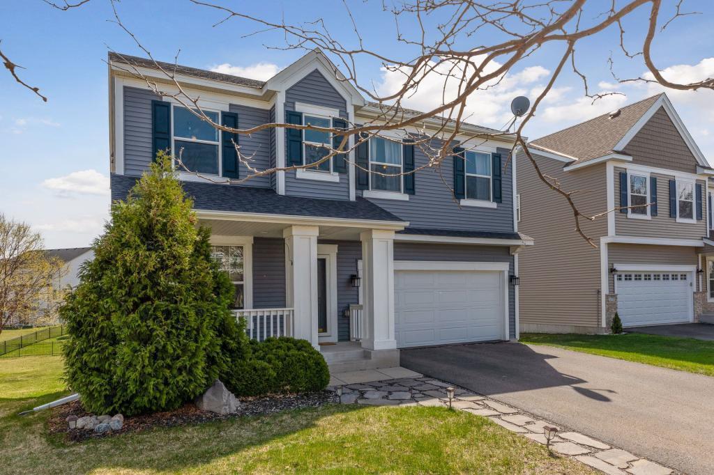 11341 Hastings Street NE, Blaine in Anoka County, MN 55449 Home for Sale