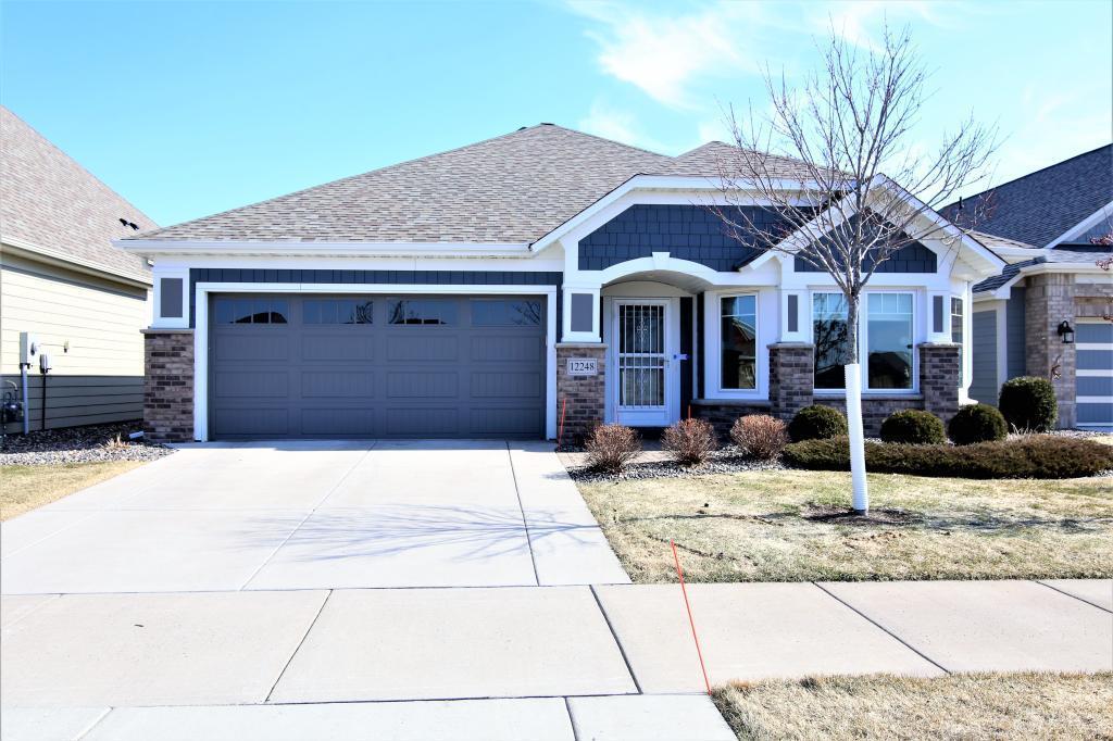 12248 Kiska Circle NE, Blaine in Anoka County, MN 55449 Home for Sale
