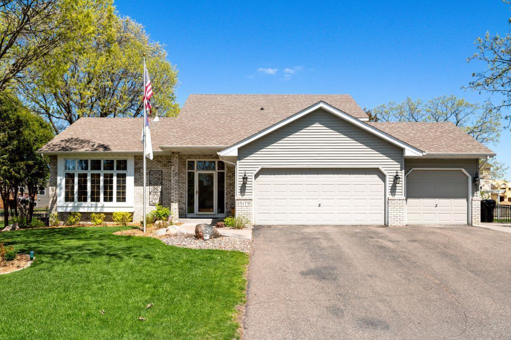 15179 Yellow Pine Street NW, Andover in Anoka County, MN 55304 Home for Sale