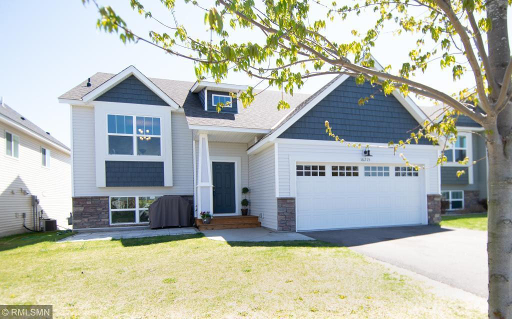 One of Andover 4 Bedroom Homes for Sale at 16215 Unity Street NW