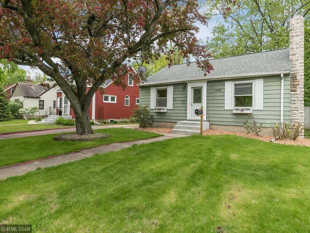 6728 Russell Avenue S, Richfield in Hennepin County, MN 55423 Home for Sale