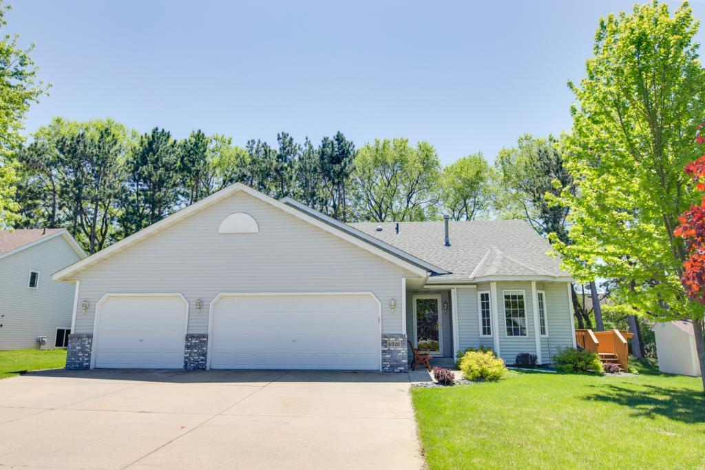 6020 145th Lane NW, Ramsey in Anoka County, MN 55303 Home for Sale