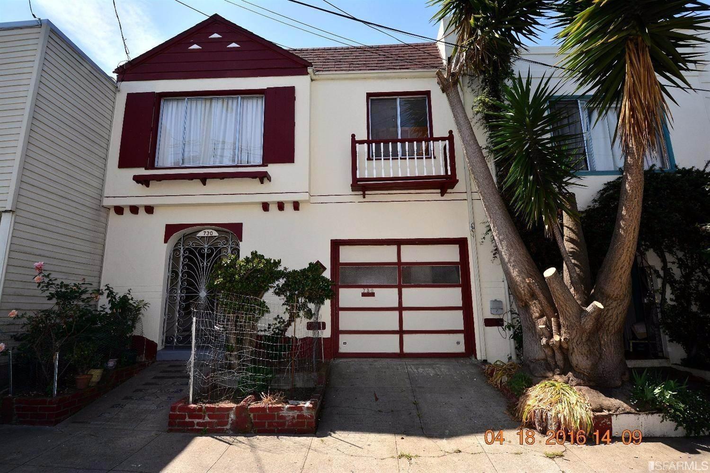 730 Gates St, San Francisco, CA 94110