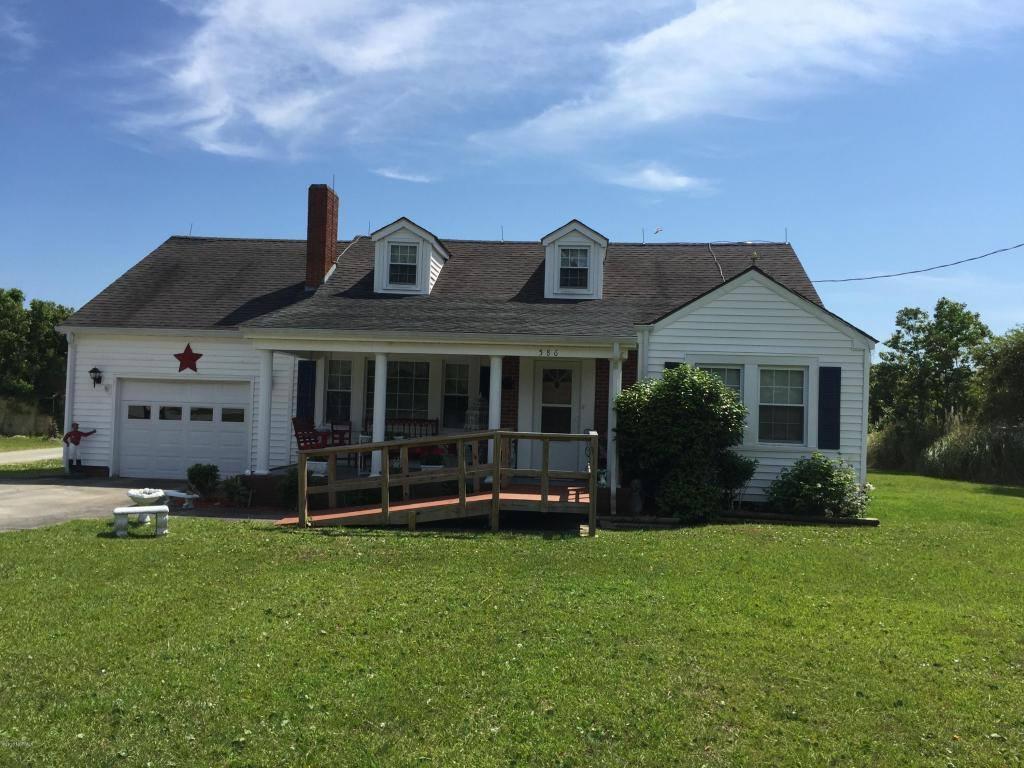 Photo of 586 Island Road  Harkers Island  NC
