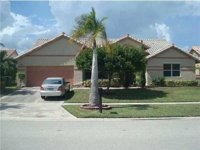 Photo of 16275 NW 12th St  Pembroke Pines  FL