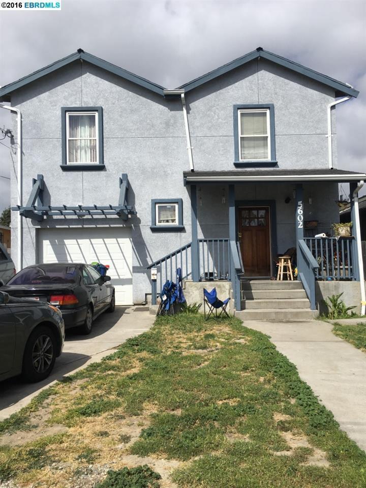 Photo of 5602 Edgerly St  Oakland  CA