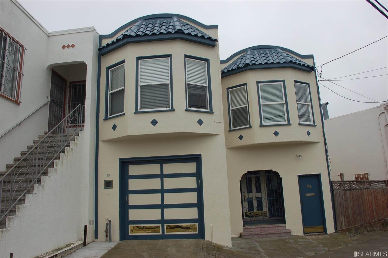 61 De Long St, San Francisco, CA 94112
