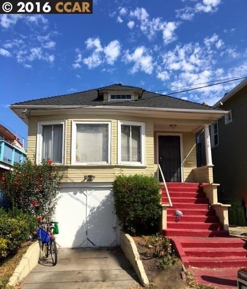 Photo of 710 Brockhurst  Oakland  CA