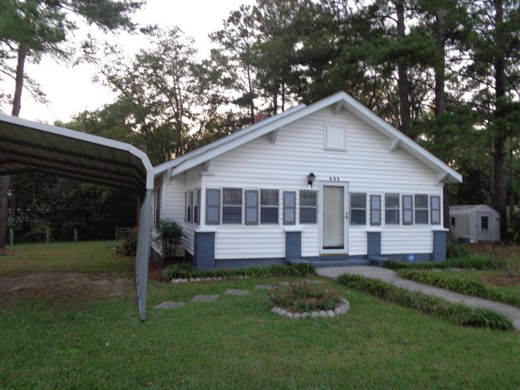 Photo of 126 Wilson Avenue  Rockingham  NC