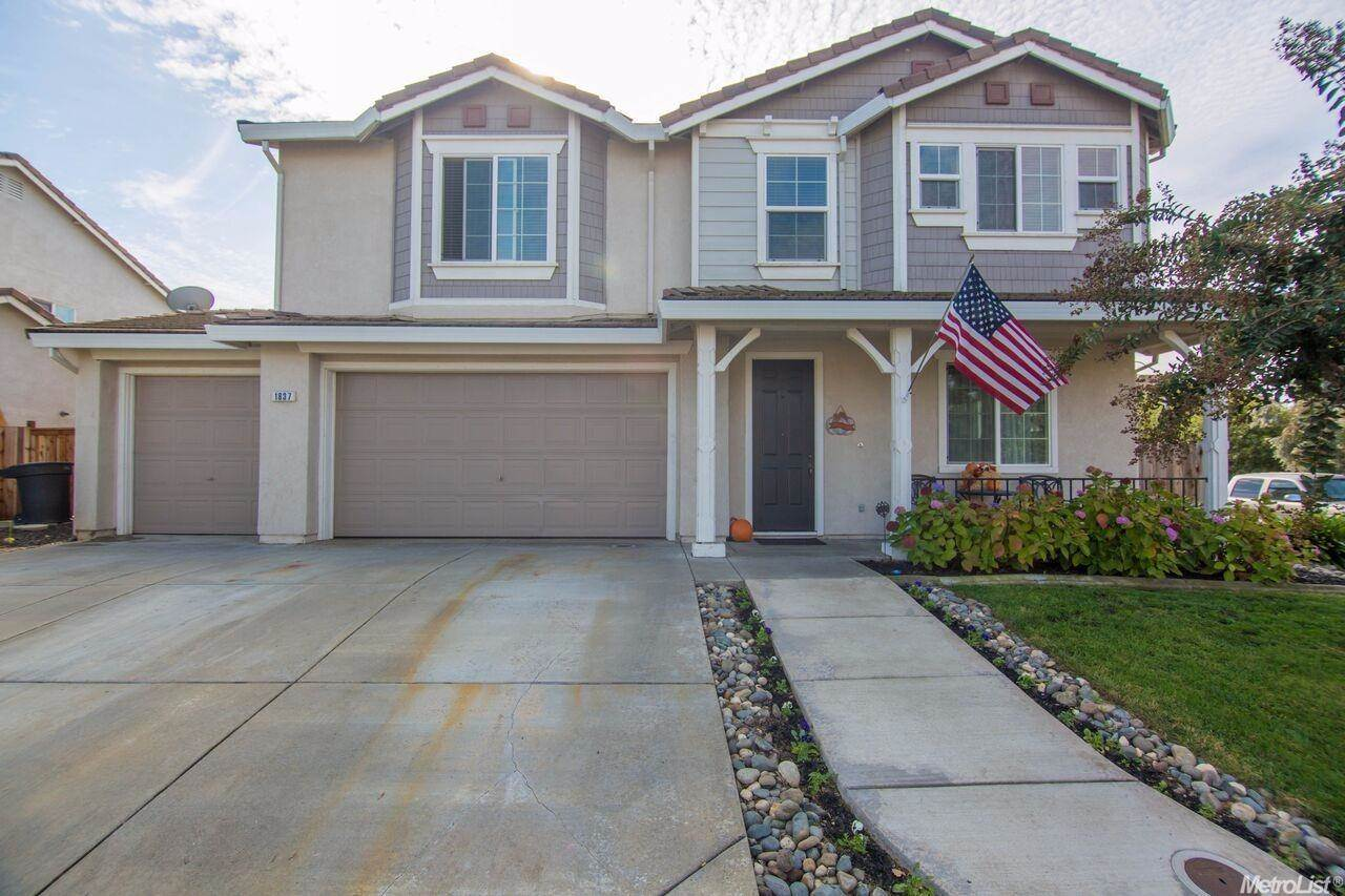 Photo of 1837 Atwell St  Roseville  CA