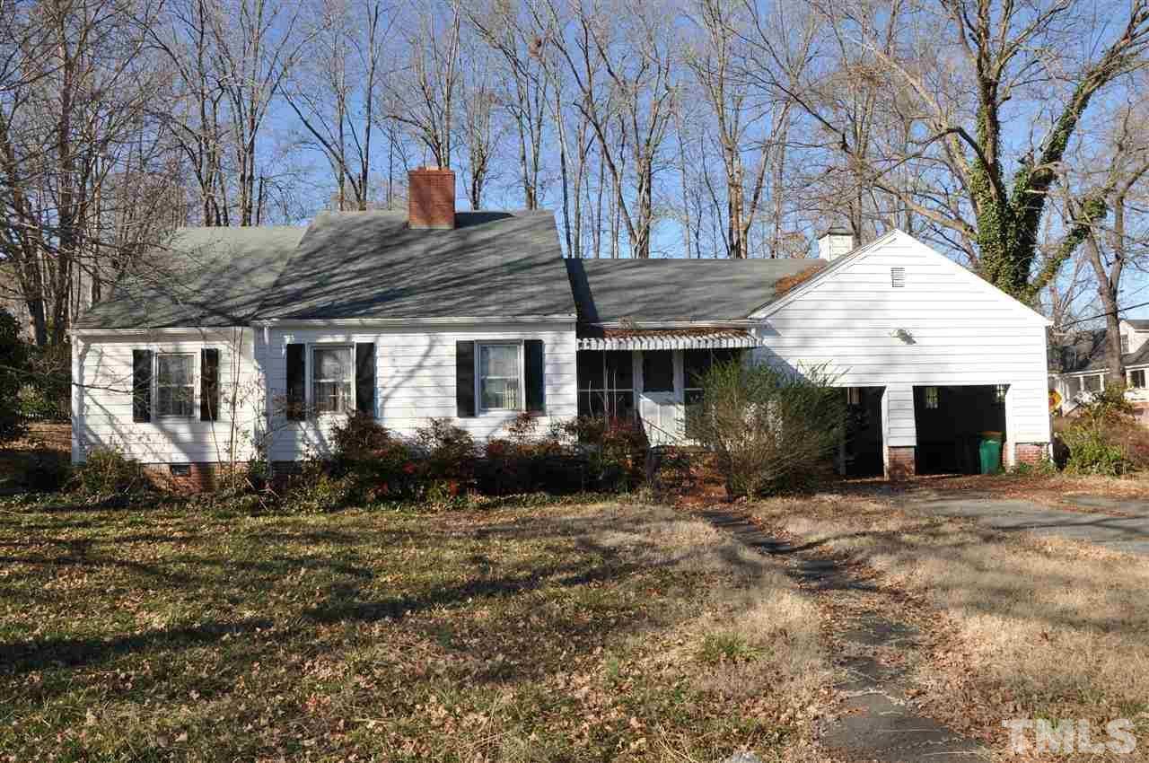 Photo of 702 West Fifth Street  Siler City  NC
