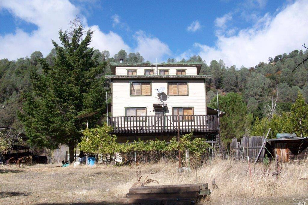 Photo of 32251 Mendocino Pass Road  Covelo  CA