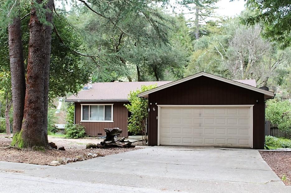 Photo of 6 Fernwood Drive  Boulder Creek  CA