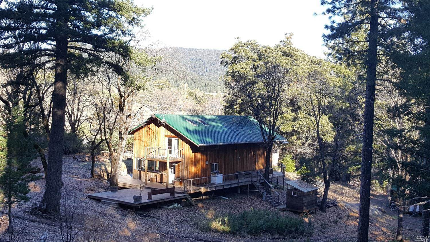 Photo of 27595 19 N 16 Road  Lake Pillsbury  CA
