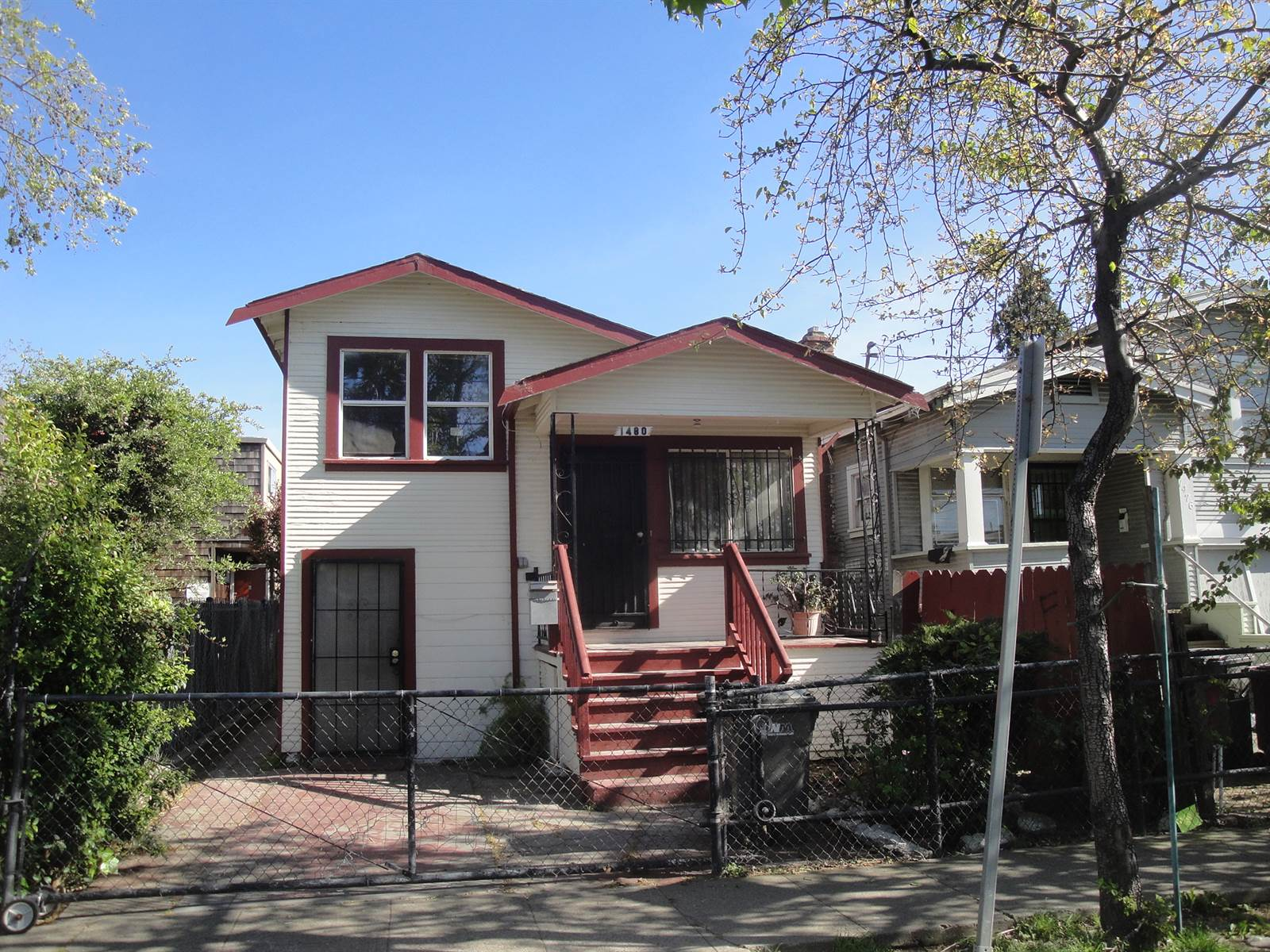 Photo of 1480 77Th Ave  Oakland  CA