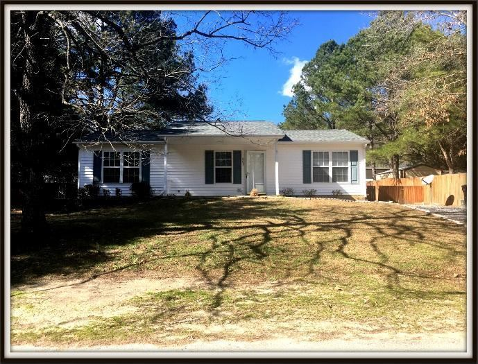 Photo of 807 North Sycamore Street  Aberdeen  NC
