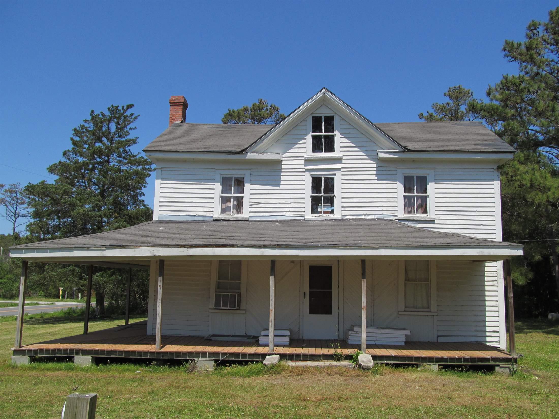 Photo of 105 Briar Patch Lane  Cedar Island  NC