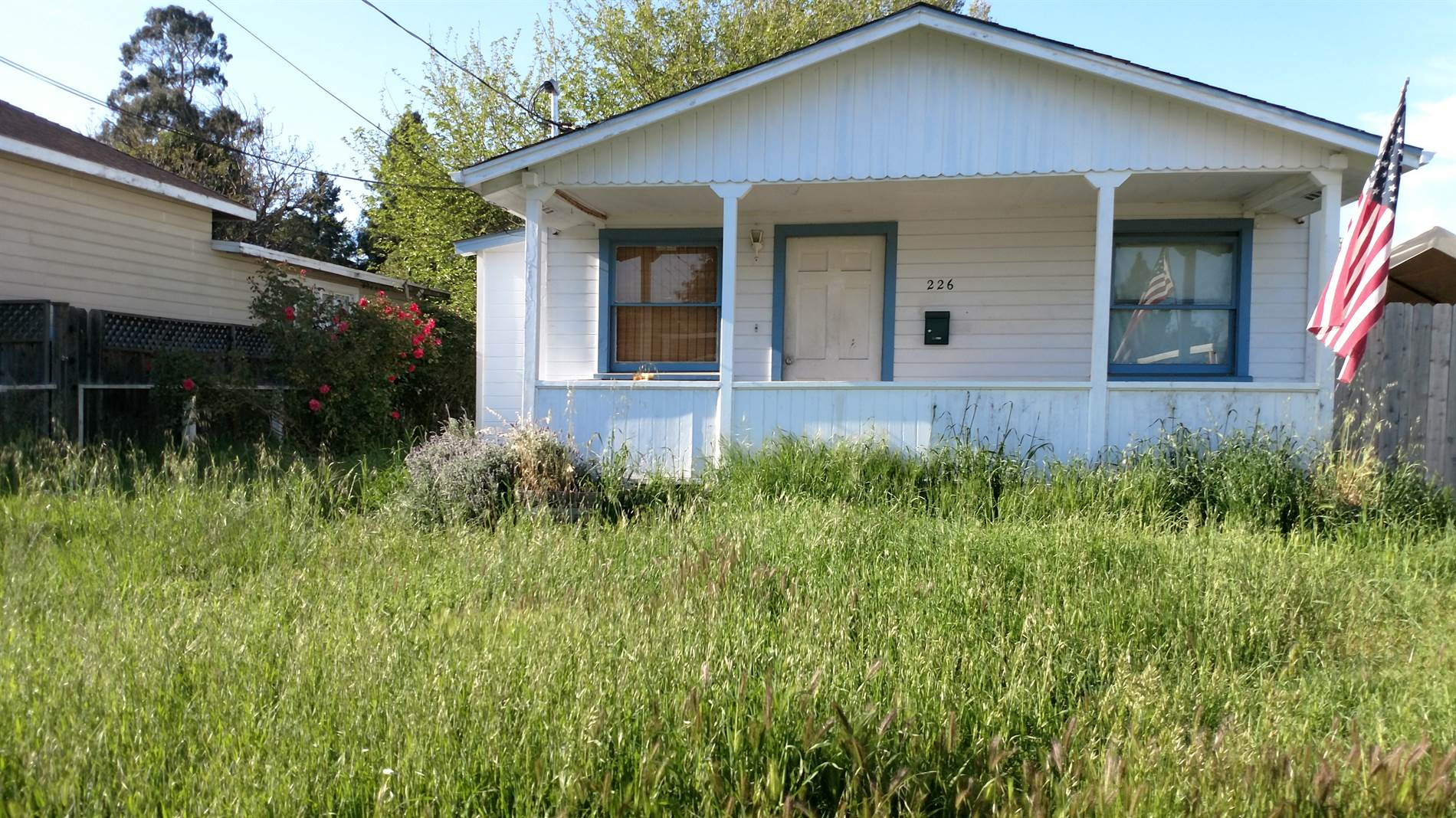 Photo of 226 Norton Street  Ukiah  CA