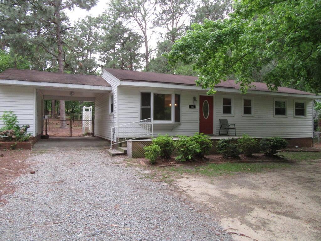 Photo of 560 E Ohio Ave  Southern Pines  NC