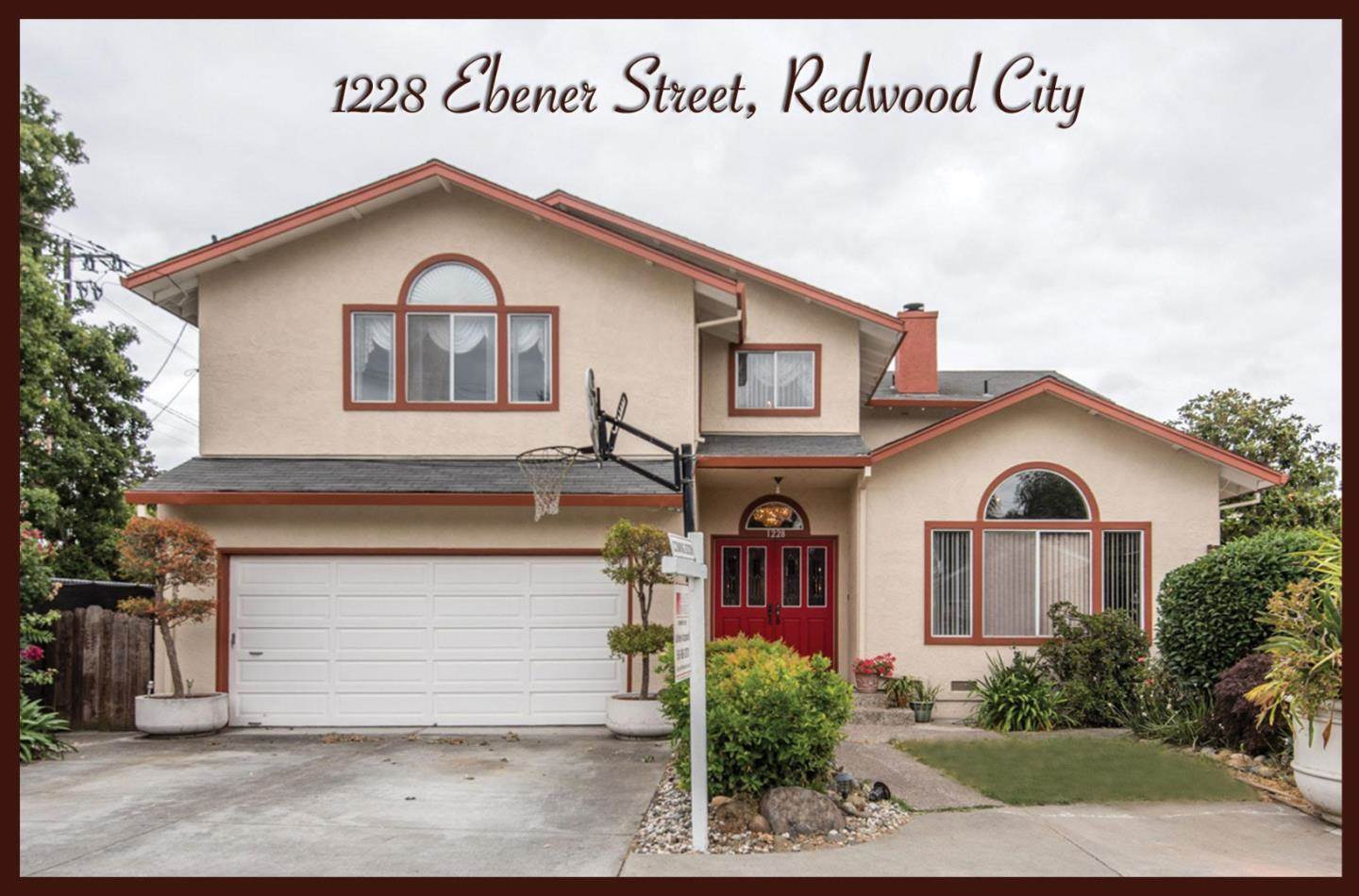 Photo of 1228 Ebener ST  Redwood City  CA