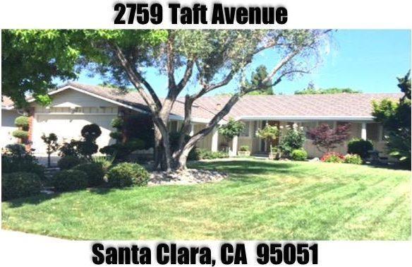 Photo of 2759 Taft AVE  Santa Clara  CA