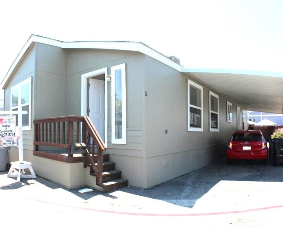 Photo of 580 Ahwanee AVE 3  Sunnyvale  CA