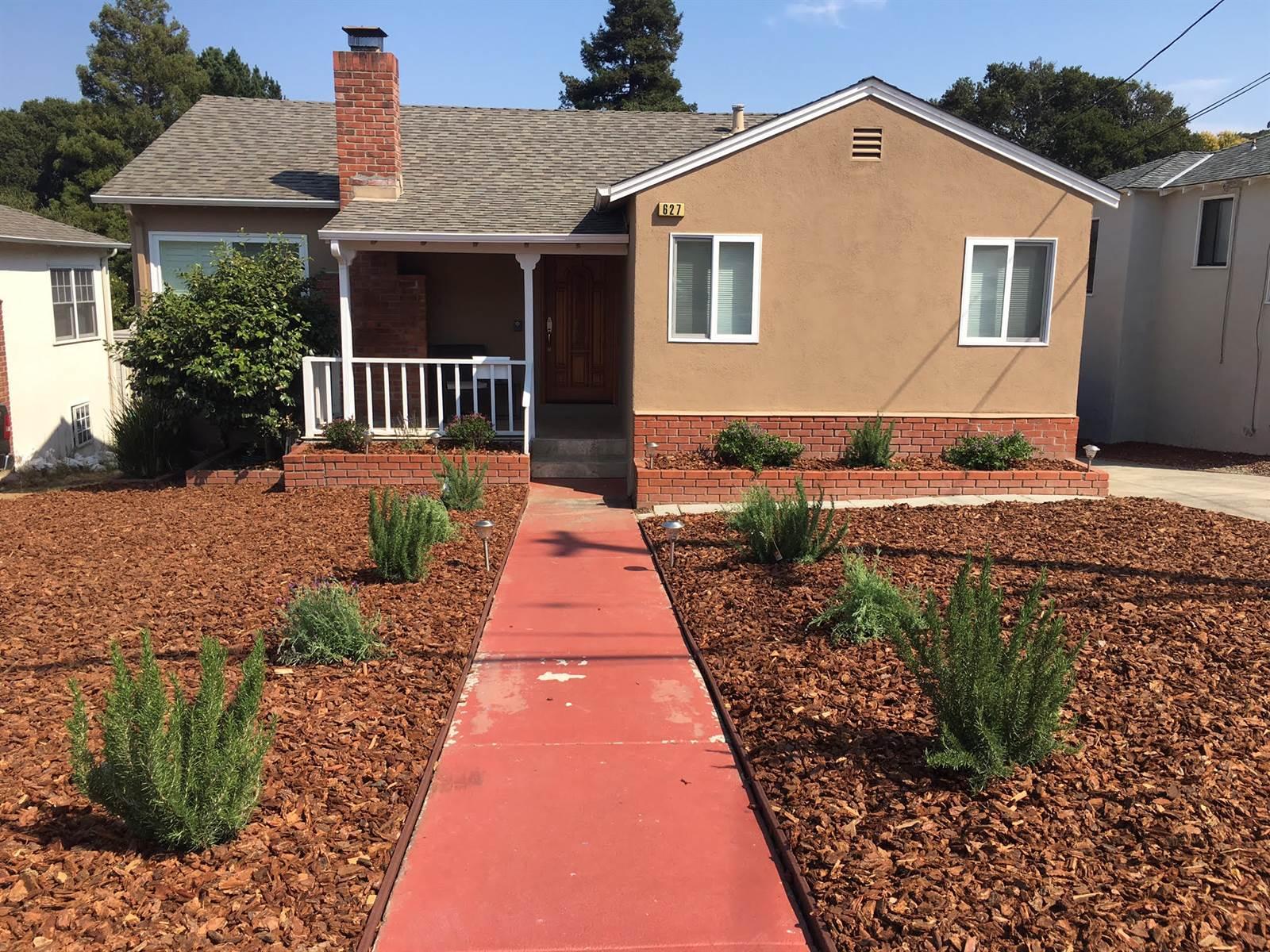Photo of 627 Santa Barbara Avenue  Millbrae  CA