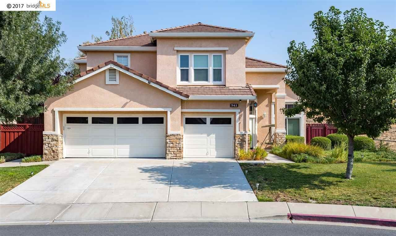 941 Mulberry Ct, Antioch, California
