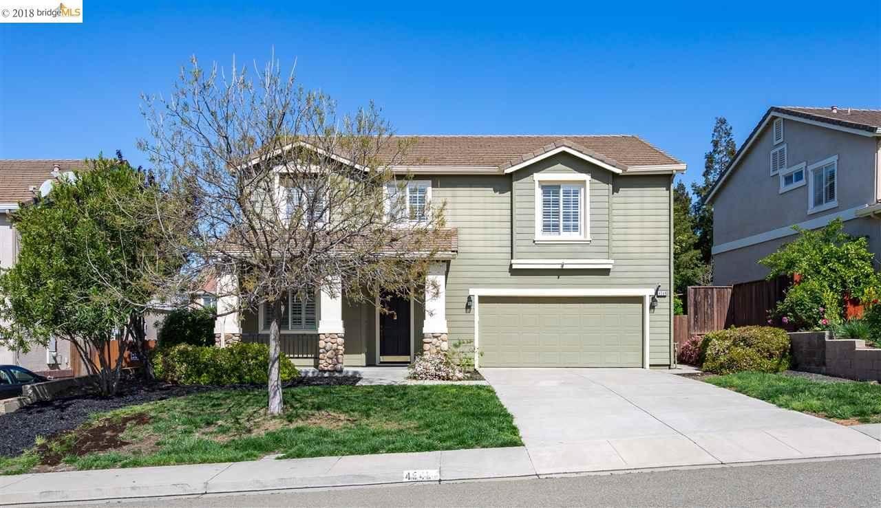 4549 Temblor Way, Antioch, California