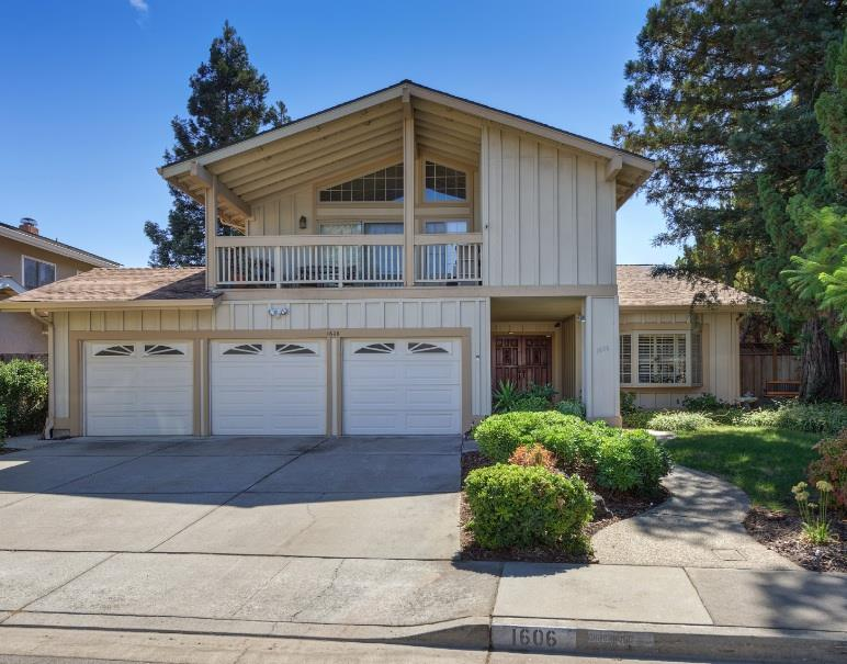 1606 Dorcey Lane, Almaden Valley, California