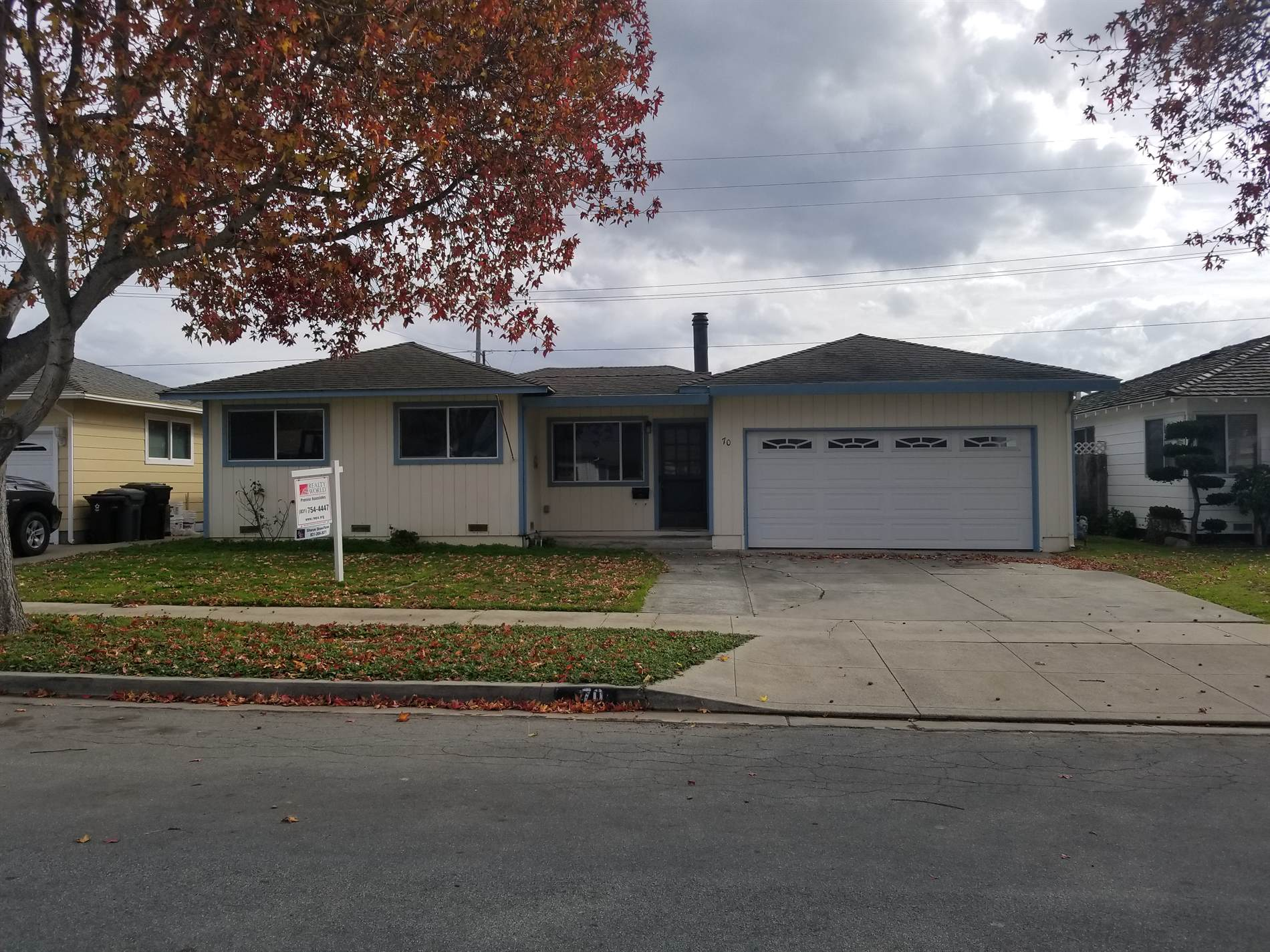 70 Saint Francis WAY, Salinas, California