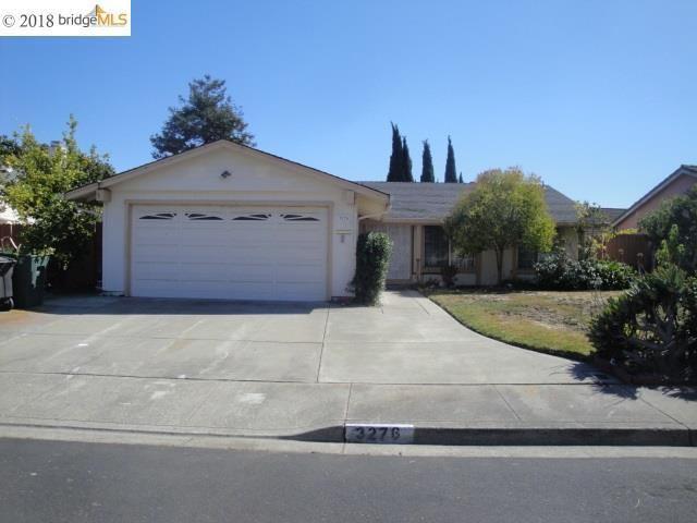 3276 Santa Barbara Ct, Union City, California