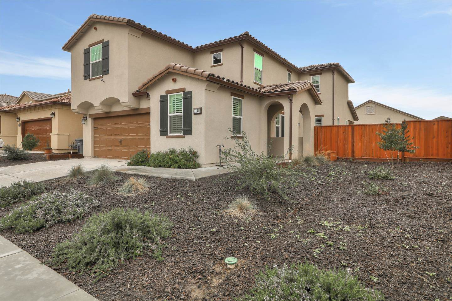 One of Hollister 4 Bedroom Homes for Sale at 1161 Cabrillo Dr.