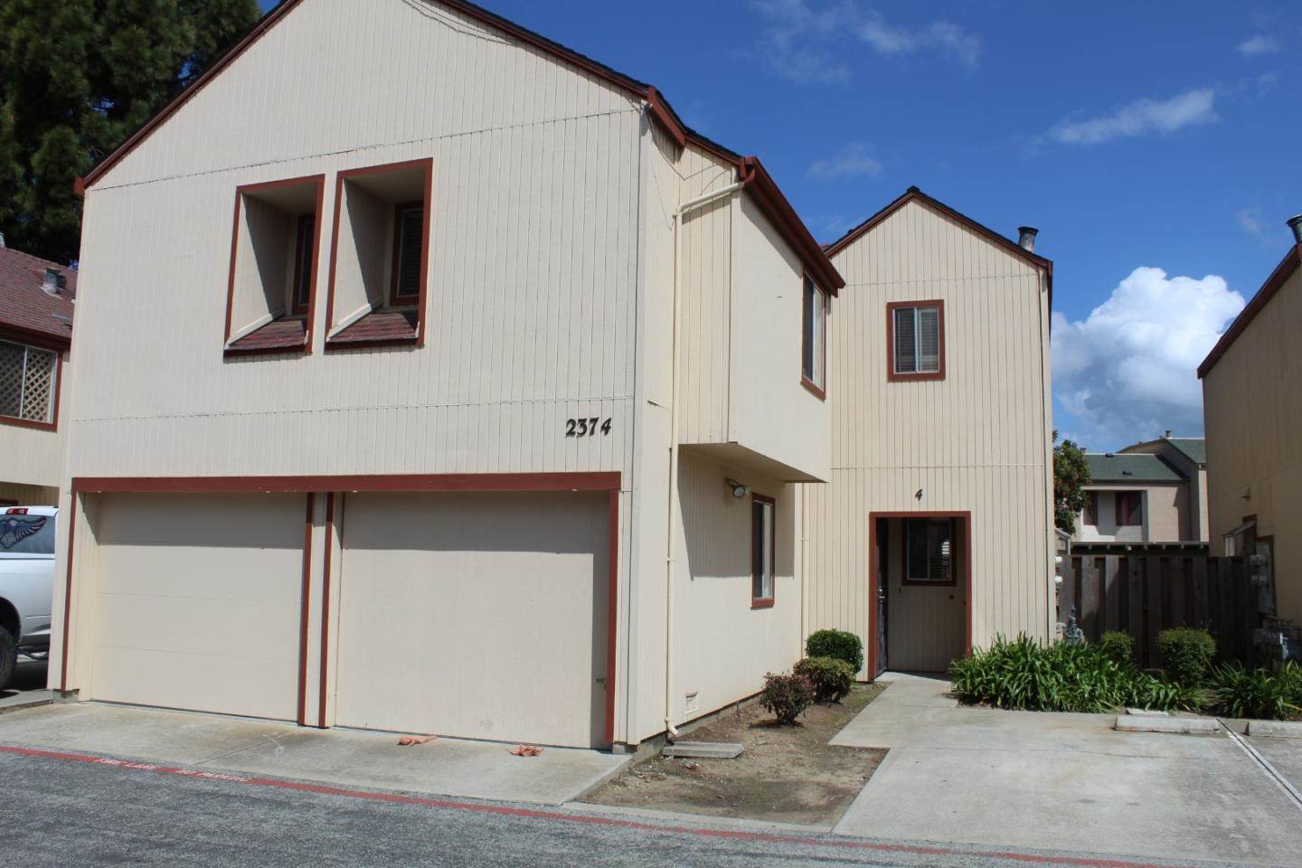 2374 N Main ST 4, Salinas in  County, CA 93906 Home for Sale